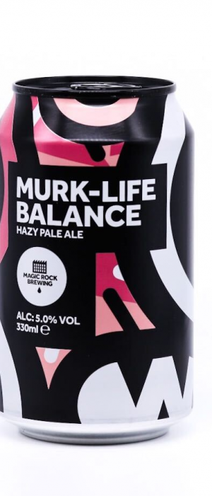 Murk-Life Balance by Magic Rock Brewing in West Yorkshire - England, United Kingdom