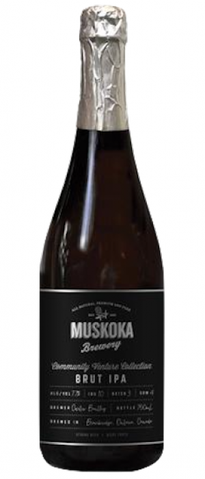 Community Venture Collection by Muskoka Brewery in Ontario, Canada