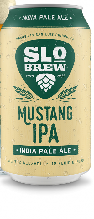 Mustang IPA by SLO Brew in California, United States