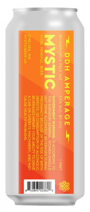 DDH Amperage by Mystic Brewery in Massachusetts, United States