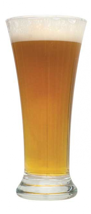 Bavarian Hefeweizen by Naked City Brewery & Taphouse in Washington, United States