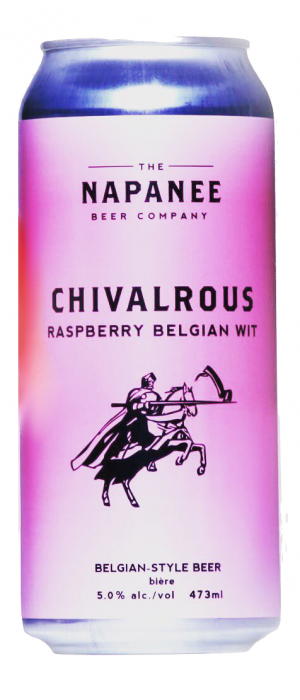 Chivalrous by The Napanee Beer Company in Ontario, Canada