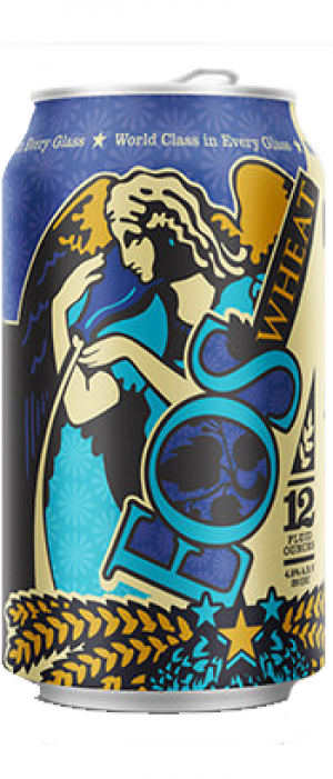 EOS Hefeweizen by Nebraska Brewing Company in Nebraska, United States