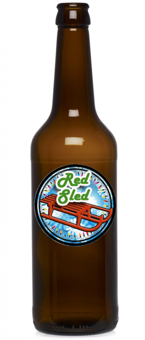 Red Sled by Nebraska Brewing Company in Nebraska, United States