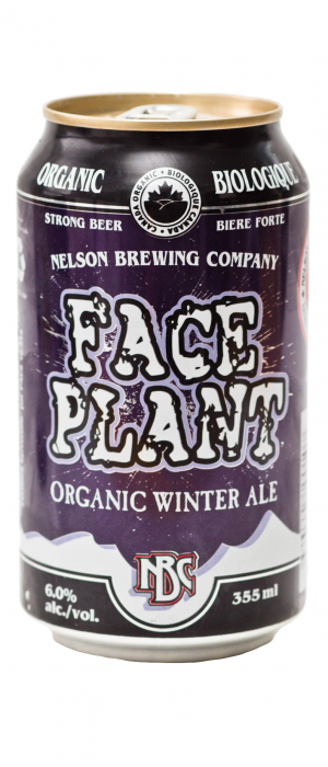Faceplant Organic Winter Ale