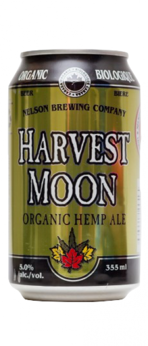 Harvest Moon Organic Hemp Ale