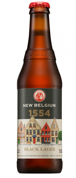 1554 by New Belgium Brewing Company in Colorado, United States