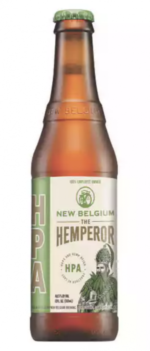 The Hemperor by New Belgium Brewing Company in Colorado, United States