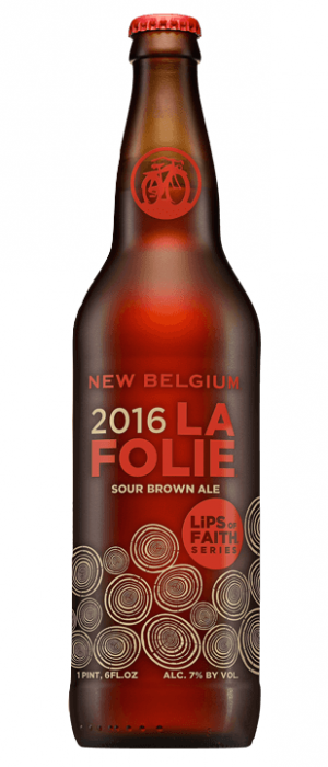 La Folie by New Belgium Brewing Company in Colorado, United States
