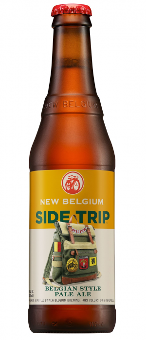 Side Trip by New Belgium Brewing Company in Colorado, United States