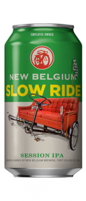 Slow Ride by New Belgium Brewing Company in Colorado, United States