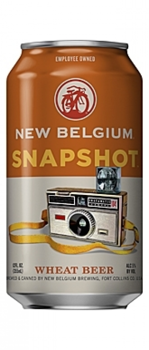 Snapshot by New Belgium Brewing Company in Colorado, United States