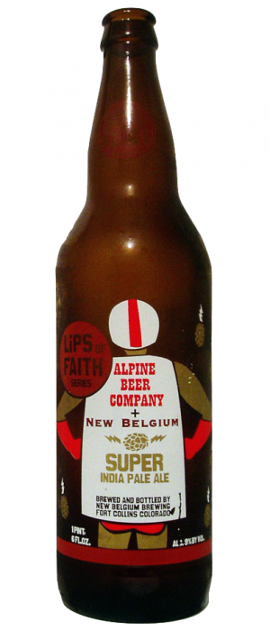 Super IPA by New Belgium Brewing Company in Colorado, United States