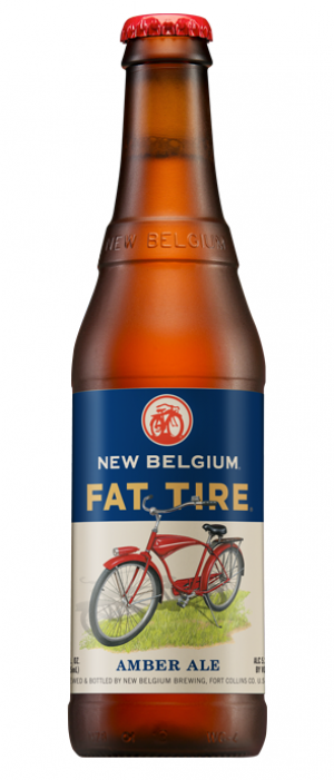 Fat Tire by New Belgium Brewing Company in Colorado, United States