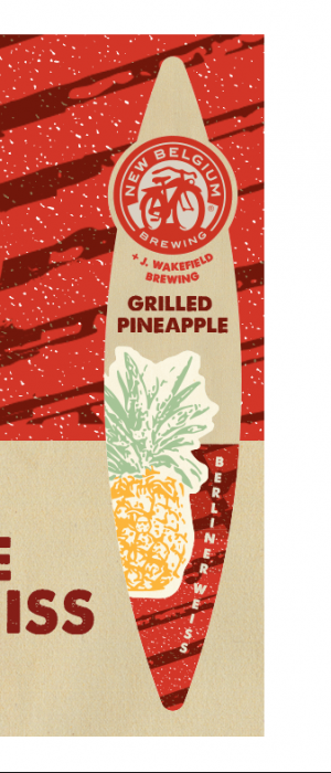 Grilled Pineapple Berlinerweiss