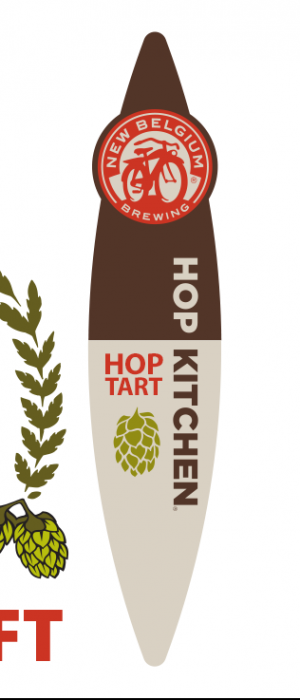 Hop Tart by New Belgium Brewing Company in Colorado, United States
