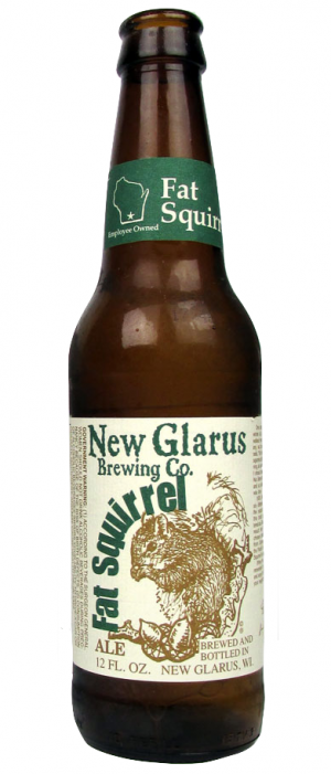 Fat Squirrel by New Glarus Brewing Co. in Wisconsin, United States