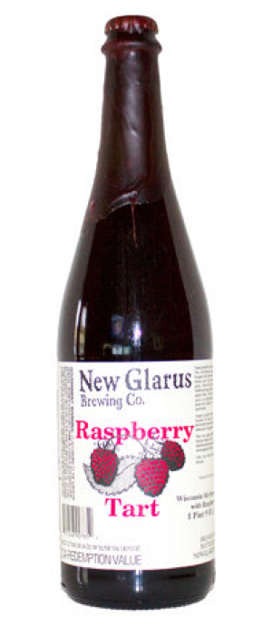 Raspberry Tart by New Glarus Brewing Co. in Wisconsin, United States
