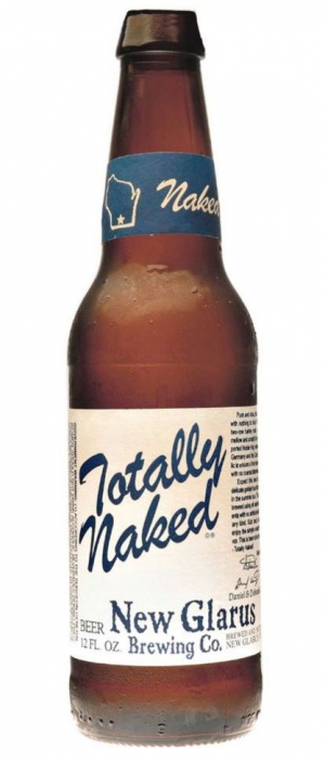 Totally Naked by New Glarus Brewing Co. in Wisconsin, United States