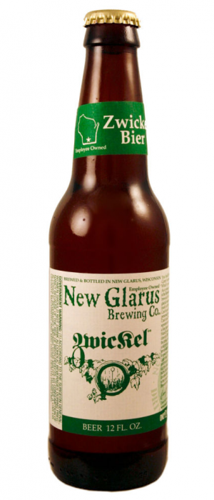 Zwickel Bier by New Glarus Brewing Co. in Wisconsin, United States