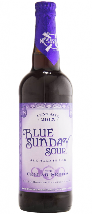 Blue Sunday by New Holland Brewing Company in Michigan, United States