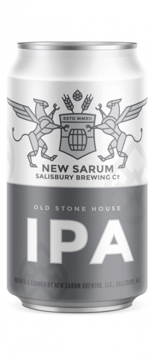 Old Stone House IPA by New Sarum Brewing in North Carolina, United States
