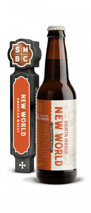 New World by Santa Maria Brewing Co. in California, United States