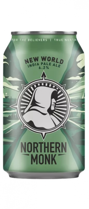 New World IPA by Northern Monk in West Yorkshire - England, United Kingdom