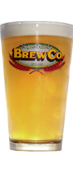 India Pale Ale by Newport Beach Brewing Company in California, United States