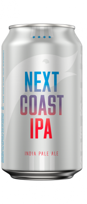 Next Coast IPA by Goose Island Beer Co. in Illinois, United States