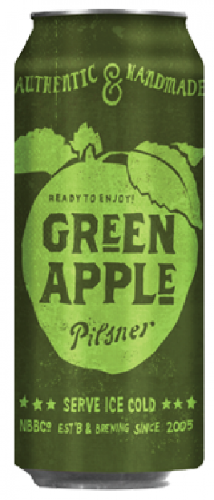 Green Apple Pilsner