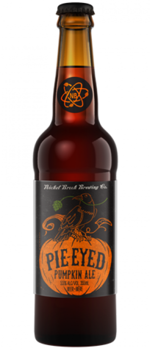 Pie-Eyed Pumpkin Ale