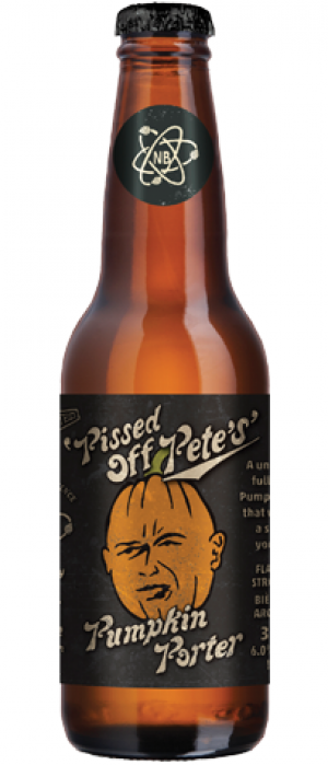 Pissed Off Pete's Pumpkin Porter