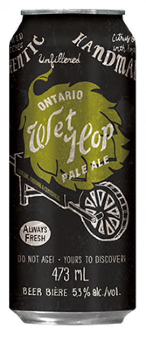 Wet Hop Pale Ale