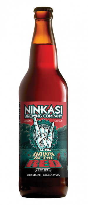 Dawn of the Red by Ninkasi Brewing Company in Oregon, United States