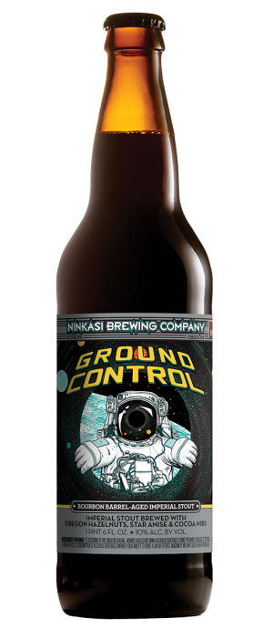 Ground Control 2016 by Ninkasi Brewing Company in Oregon, United States