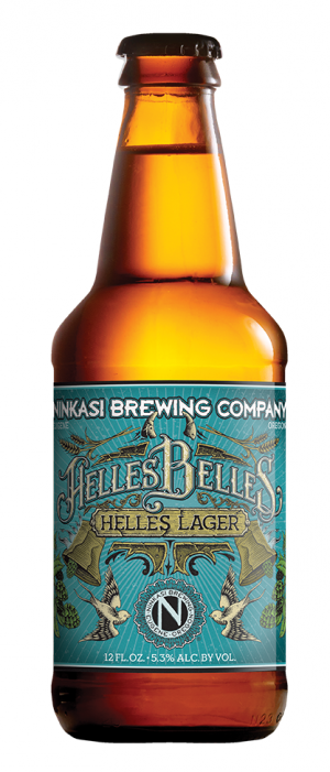Helles Belles by Ninkasi Brewing Company in Oregon, United States