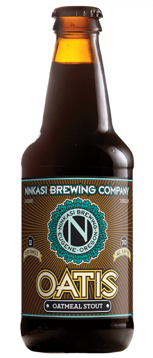 Oatis by Ninkasi Brewing Company in Oregon, United States