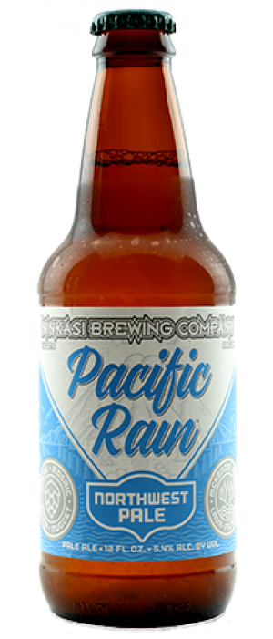 Pacific Rain by Ninkasi Brewing Company in Oregon, United States