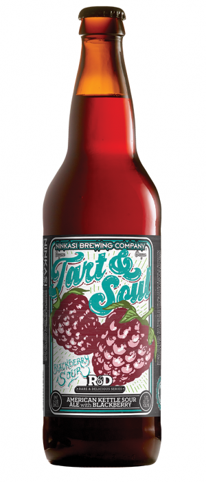 Tart & Soul by Ninkasi Brewing Company in Oregon, United States