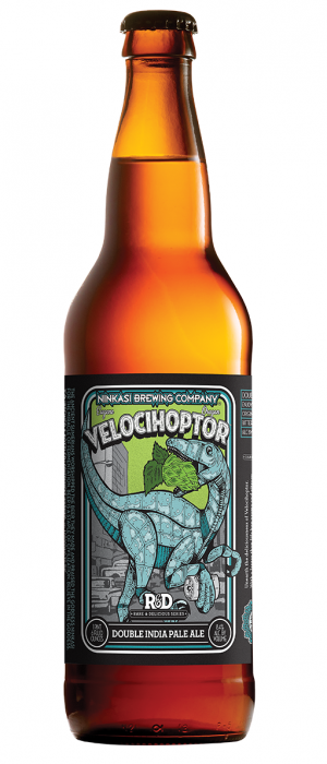 Velocihoptor by Ninkasi Brewing Company in Oregon, United States