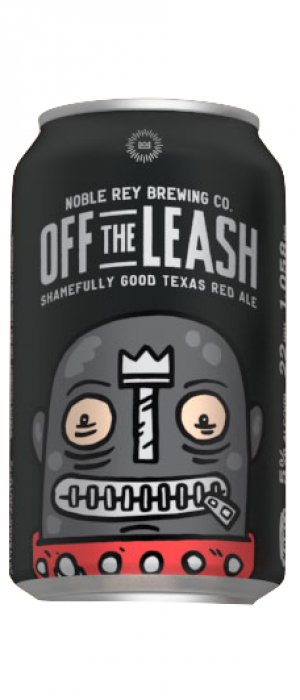 Off the Leash Shamefully Good Texas Red Ale