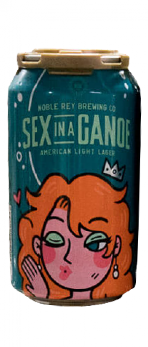 Sex in a Canoe American Light Lager