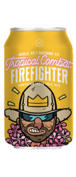 Tropical Combat Firefighter