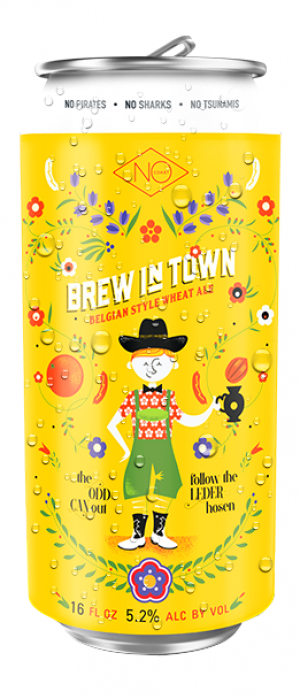 Brew In Town by NoCoast Beer Co. in Iowa, United States