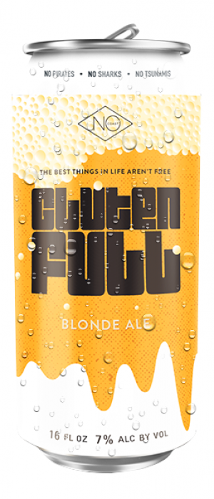 Gluten Full by NoCoast Beer Co. in Iowa, United States