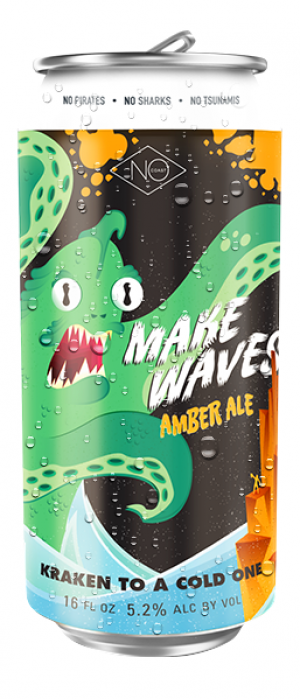 Make Waves by NoCoast Beer Co. in Iowa, United States