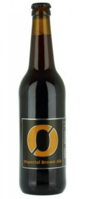 Imperial Brown Ale by Nøgne Ø in Aust-Agder, Norway