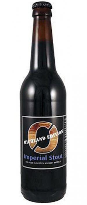 Imperial Stout Highland Edition by Nøgne Ø in Aust-Agder, Norway