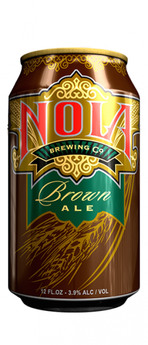 Brown Ale by Nola Brewing Company in Louisiana, United States